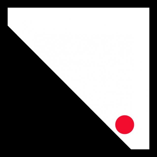small logo_red dot_black frame4_600px