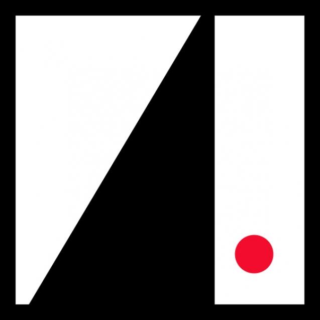 small logo_red dot_black frame8_600px
