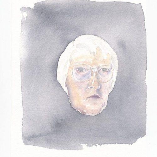 Ditte Rasmussen akvarell
